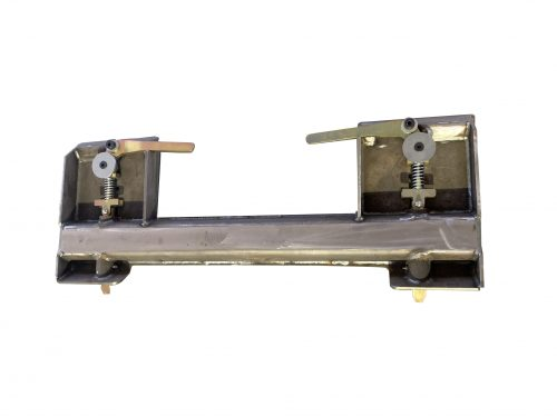 male quick tach plate front