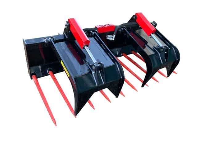 "60"" Manure Fork Grapple"