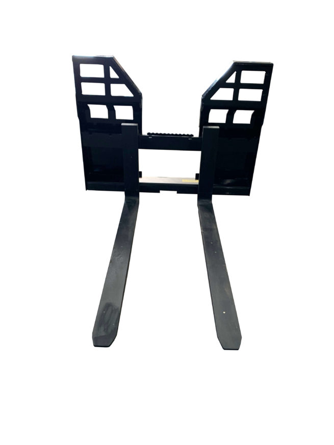 """5,500 lb Pallet Fork 45"""" wide with Tines"""