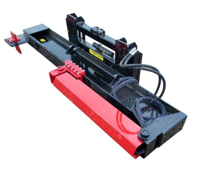 Wood Splitter Tree Shear