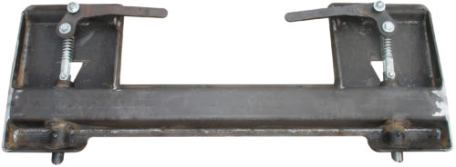 male quick tach plate